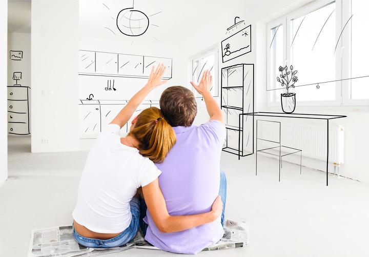 Покупка комнаты