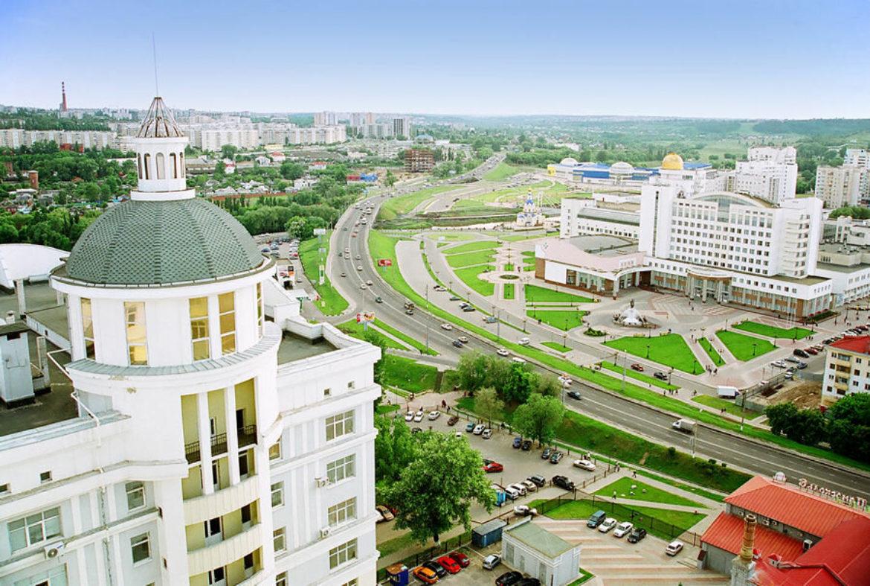 Белгород фотографии города